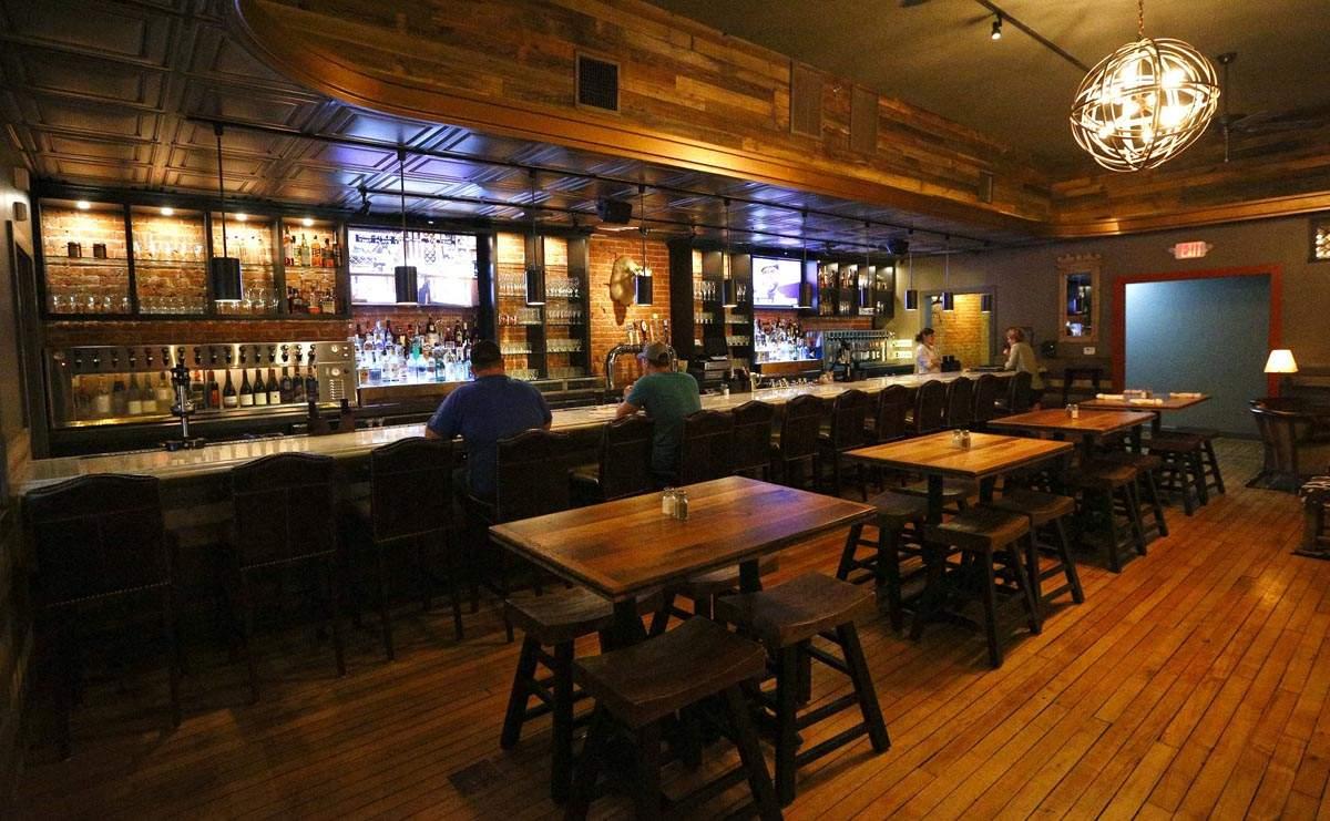 the cork restaurant | joan s. macdowell